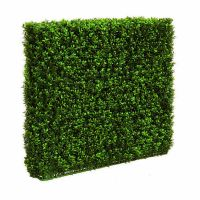 75cm x 100cm Artificial Boxwood (Buxus) Hedging