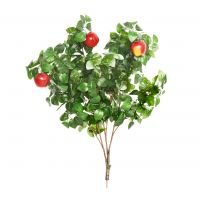 85cm MultiBranch Apple x 3 Foliage Branch